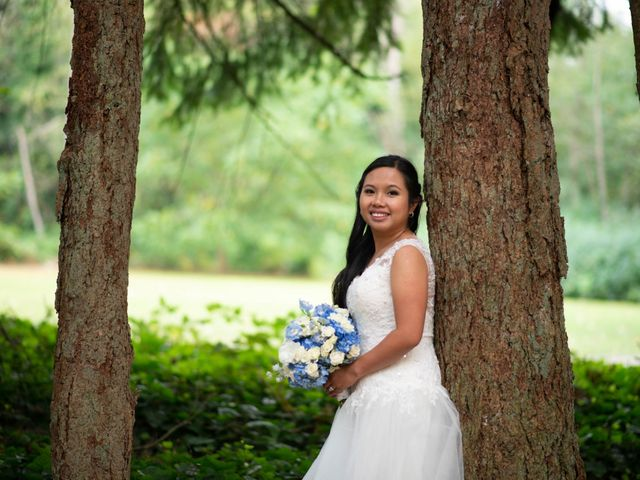 Anne and Jerome's wedding in Burnaby, British Columbia 28