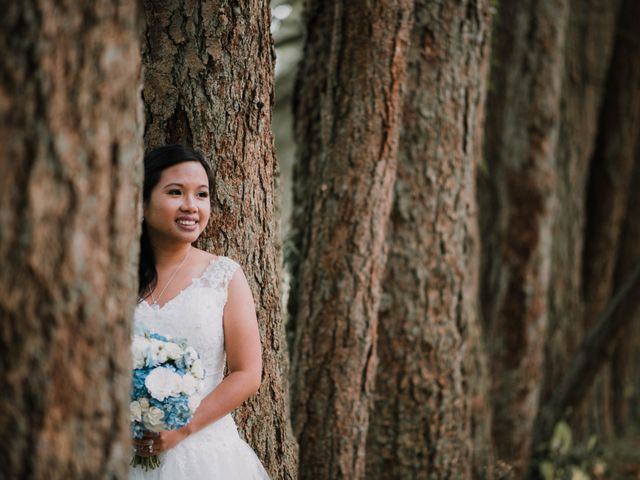 Anne and Jerome's wedding in Burnaby, British Columbia 29