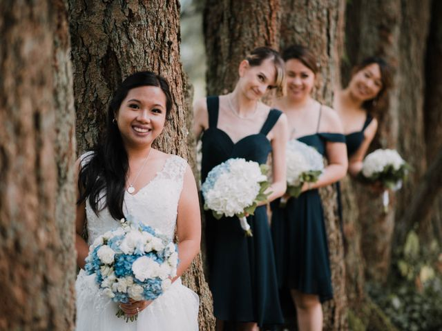 Anne and Jerome's wedding in Burnaby, British Columbia 31