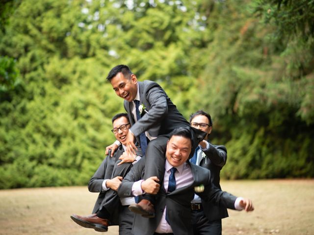 Anne and Jerome's wedding in Burnaby, British Columbia 32