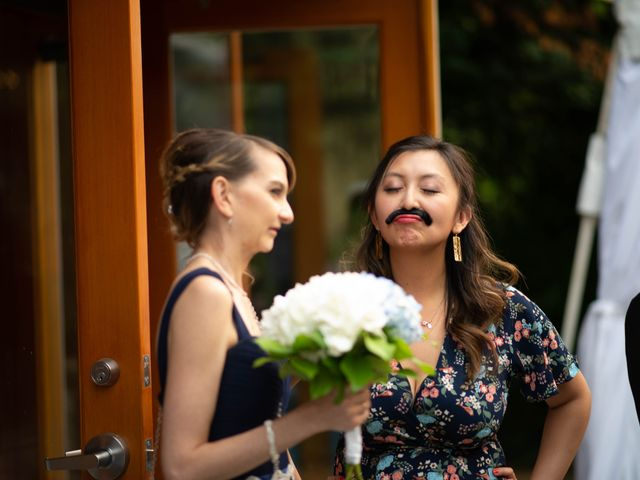 Anne and Jerome's wedding in Burnaby, British Columbia 33