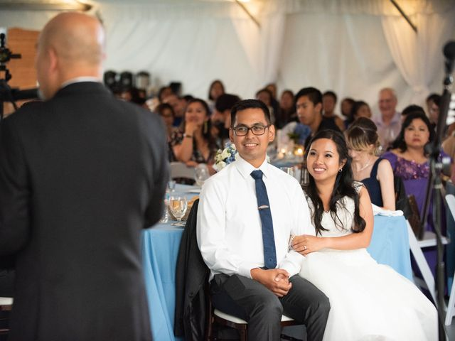 Anne and Jerome's wedding in Burnaby, British Columbia 45