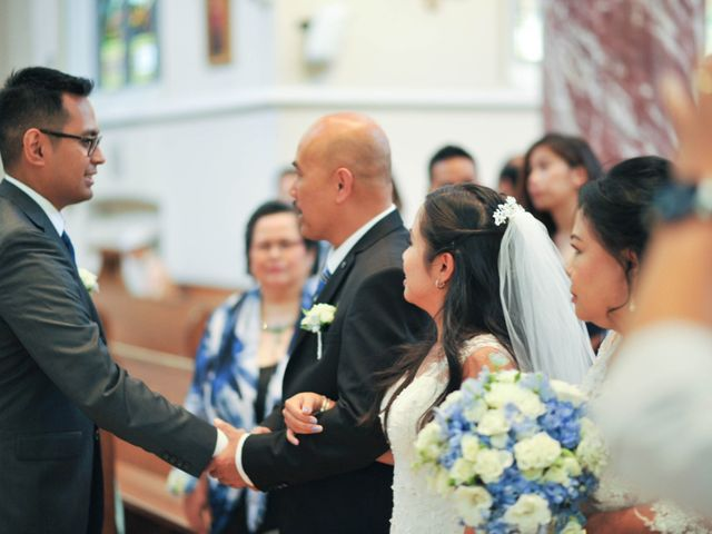 Anne and Jerome's wedding in Burnaby, British Columbia 66