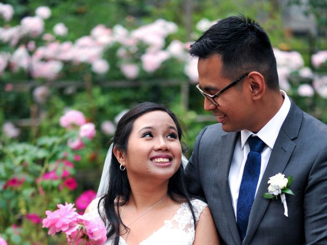 Anne and Jerome's wedding in Burnaby, British Columbia 72