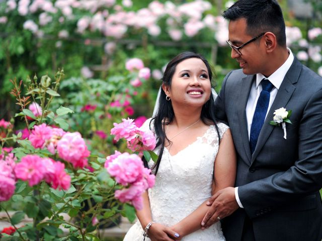 Anne and Jerome's wedding in Burnaby, British Columbia 73
