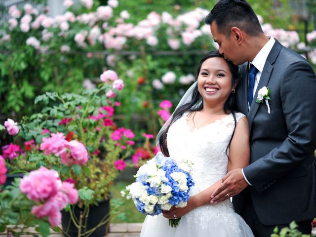Anne and Jerome's wedding in Burnaby, British Columbia 75
