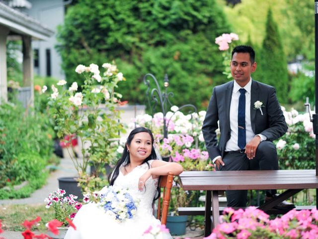 Anne and Jerome's wedding in Burnaby, British Columbia 77