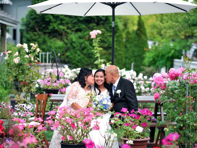 Anne and Jerome's wedding in Burnaby, British Columbia 79