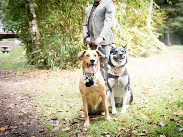 Chelsea and Jacob's wedding in Sooke, British Columbia 6