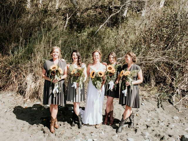 Chelsea and Jacob's wedding in Sooke, British Columbia 11