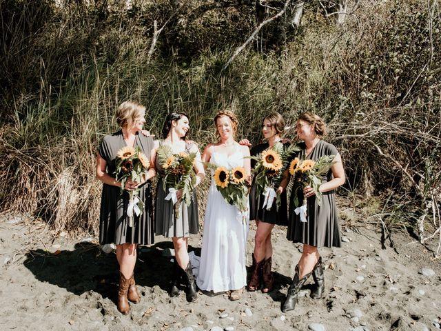 Chelsea and Jacob's wedding in Sooke, British Columbia 12