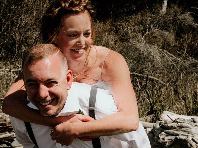 Chelsea and Jacob's wedding in Sooke, British Columbia 14