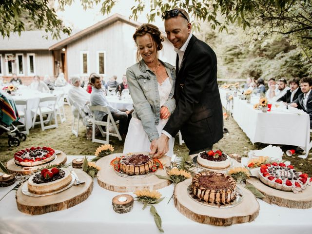 Chelsea and Jacob's wedding in Sooke, British Columbia 2