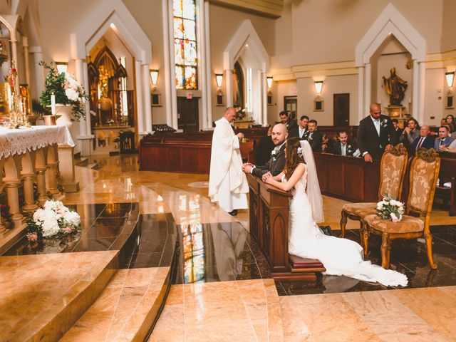 Jakub and Monika's wedding in Mississauga, Ontario 21