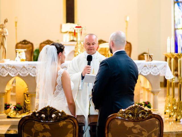Jakub and Monika's wedding in Mississauga, Ontario 25