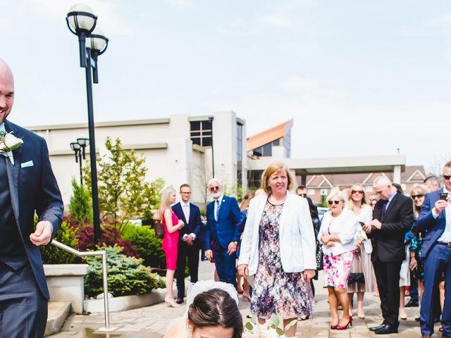 Jakub and Monika's wedding in Mississauga, Ontario 31