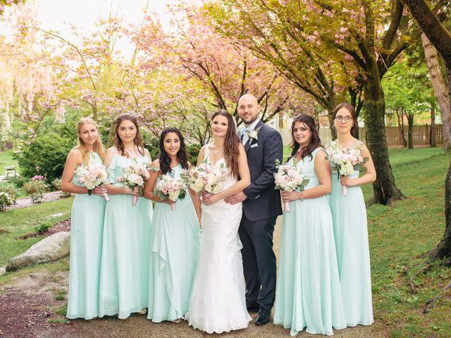 Jakub and Monika's wedding in Mississauga, Ontario 38