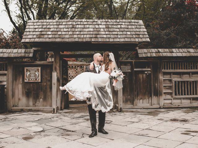 The wedding of Monika and Jakub
