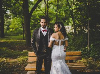 The wedding of Roshni and Marc 2