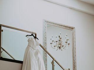The wedding of Elle and Jordan 1