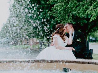 The wedding of Elle and Jordan