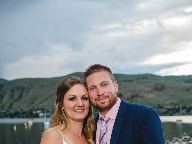 Ross and Kate's wedding in Vernon, British Columbia 43