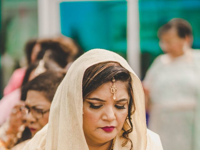 Marc and Roshni's wedding in Mississauga, Ontario 8