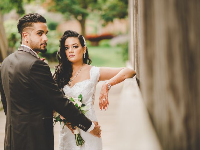 Marc and Roshni's wedding in Mississauga, Ontario 14