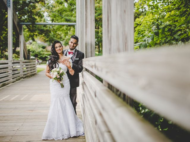 Marc and Roshni's wedding in Mississauga, Ontario 18