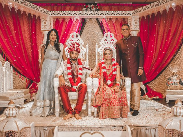 Marc and Roshni's wedding in Mississauga, Ontario 22