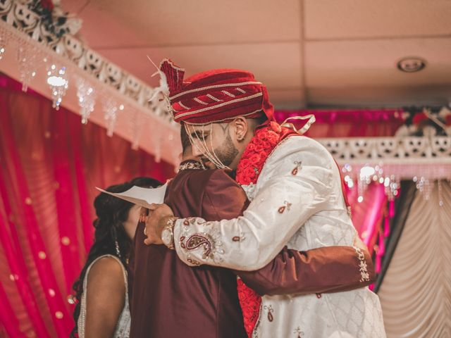 Marc and Roshni's wedding in Mississauga, Ontario 23