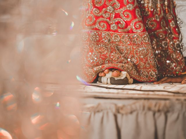 Marc and Roshni's wedding in Mississauga, Ontario 31