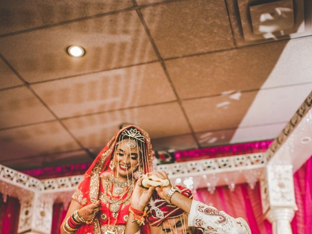 Marc and Roshni's wedding in Mississauga, Ontario 38