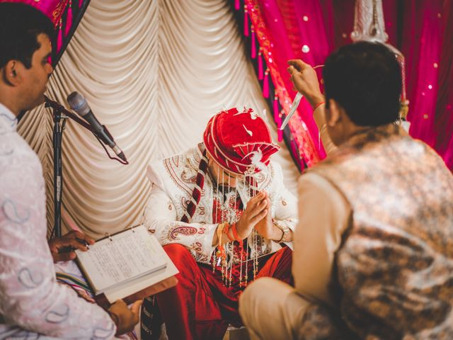 Marc and Roshni's wedding in Mississauga, Ontario 42