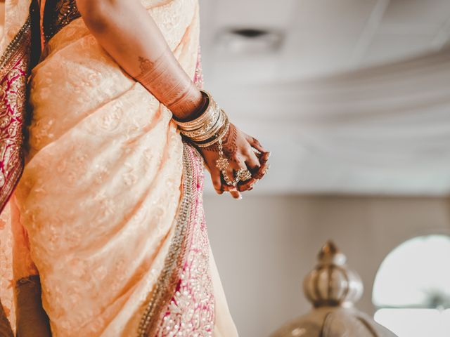 Marc and Roshni's wedding in Mississauga, Ontario 45
