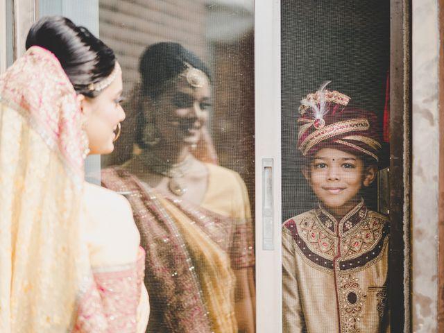 Marc and Roshni's wedding in Mississauga, Ontario 50