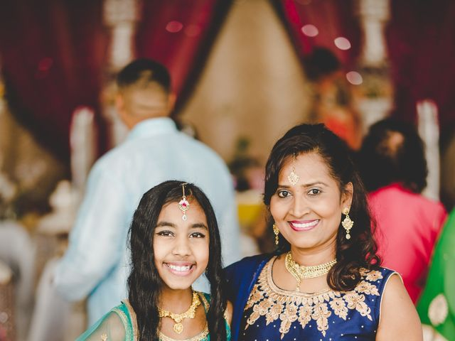 Marc and Roshni's wedding in Mississauga, Ontario 52