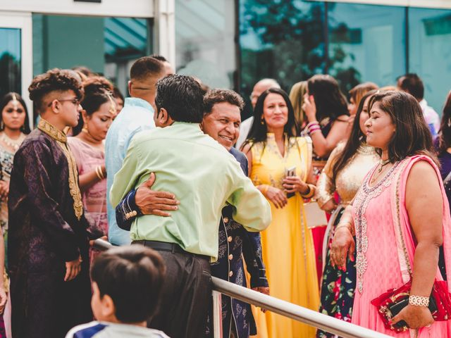 Marc and Roshni's wedding in Mississauga, Ontario 54