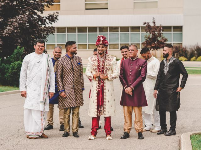Marc and Roshni's wedding in Mississauga, Ontario 55