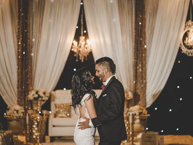 Marc and Roshni's wedding in Mississauga, Ontario 2