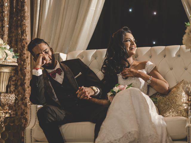 Marc and Roshni's wedding in Mississauga, Ontario 62