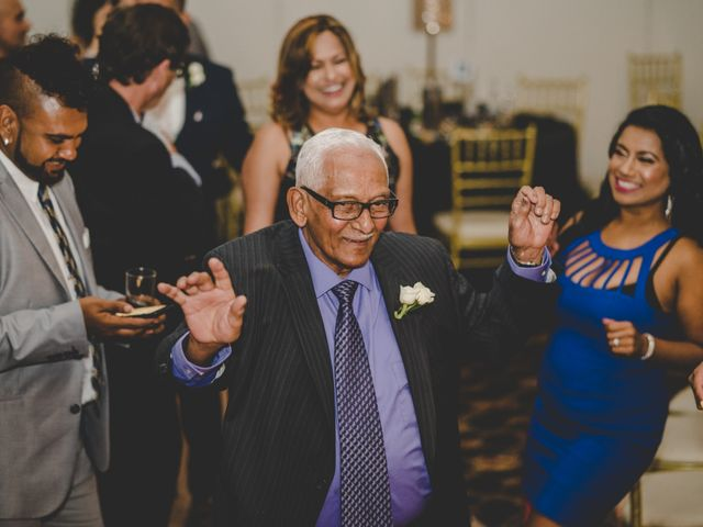 Marc and Roshni's wedding in Mississauga, Ontario 63