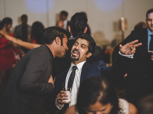 Marc and Roshni's wedding in Mississauga, Ontario 64
