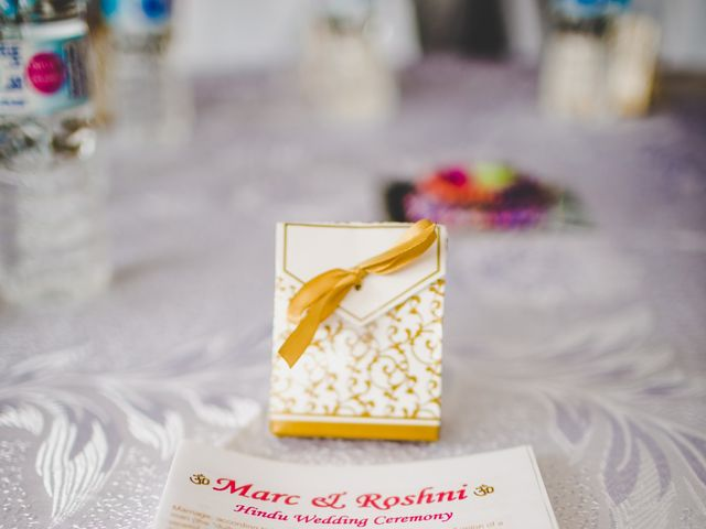 Marc and Roshni's wedding in Mississauga, Ontario 67