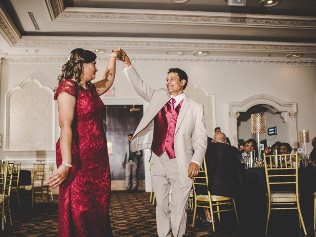 Marc and Roshni's wedding in Mississauga, Ontario 71