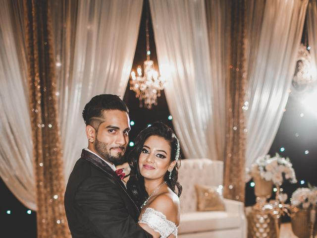 Marc and Roshni's wedding in Mississauga, Ontario 73