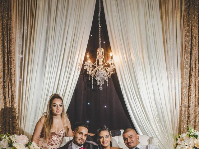 Marc and Roshni's wedding in Mississauga, Ontario 74