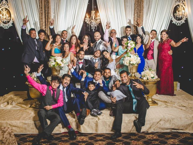 Marc and Roshni's wedding in Mississauga, Ontario 75