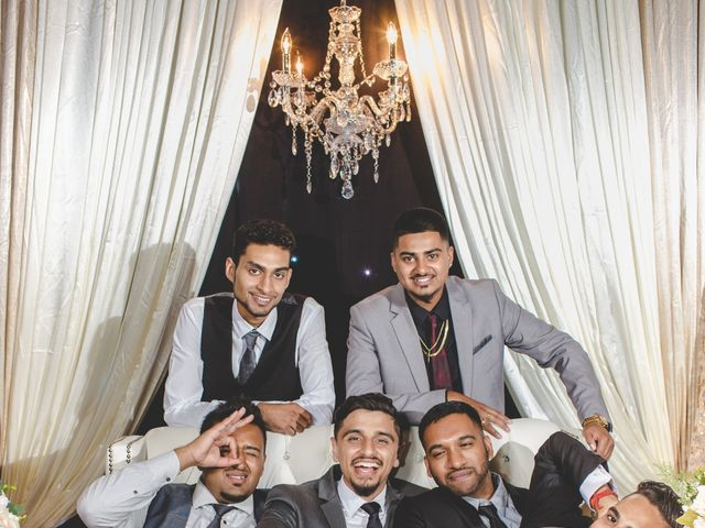 Marc and Roshni's wedding in Mississauga, Ontario 76