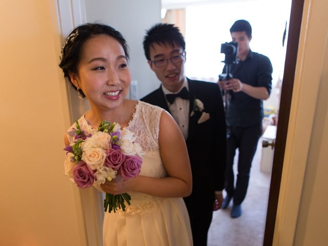 Farley and Cindy's wedding in Vancouver, British Columbia 28